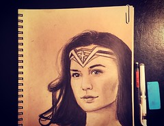 Wonder Woman (bagira.norm2) Tags: woman wonder comics dc art
