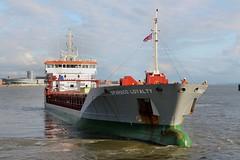 Spanaco Loyalty (das boot 160) Tags: spanacoloyalty generalcargo ships sea ship river rivermersey port boats boat mersey merseyshipping maritime docks docking dock