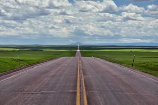 Straight Ahead!