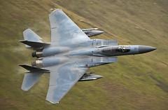 FOXTROT 15 CHARLIE (Dafydd RJ Phillips) Tags: ln160 f15 f15c eagle lakenheath raf usaf afb loop mach low pass avgeek