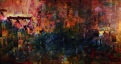uber... (prole pinion) Tags: abstract abstraction surreal expressionist expressionism futurist layers layering photoshop color light awardtree