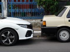 Generations apart (Ya, saya inBaliTimur (using album)) Tags: mobil automobile car otomotif honda hondacivic