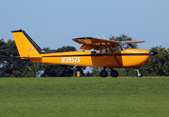 N3957S (wiltshirespotter) Tags: sywell egbk laarally cessna 172 172e skyhawk