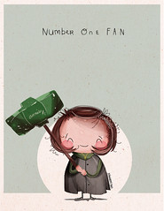 "More from my Stephen King piece! ""Misery"" is one... (fannie.bowater) Tags: funny quotes message sayings signs"