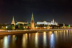 The Kremlin (andreasmally) Tags: kremlin moscow moskau russland russia kremel россия московский кремль