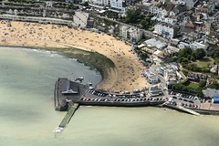 Broadstairs beach aerial (John D Fielding) Tags: broadstairs beach coast coastline bay vikingbay seaside above aerial nikon d810 hires highresolution hirez highdefinition hidef britainfromtheair britainfromabove skyview aerialimage aerialphotography aerialimagesuk aerialview drone viewfromplane aerialengland britain johnfieldingaerialimages fullformat johnfieldingaerialimage johnfielding fromtheair fromthesky flyingover fullframe