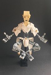 The Monk (JakTheMad) Tags: monk bionicle moc afol lego tfol robot overwatch