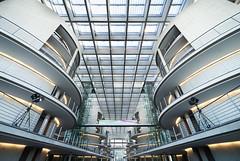 Paul-Löbe-Haus (Sean Batten) Tags: berlin germany de paullöbehaus architecture building nikon d800 1424 city urban politics