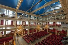 Old Lutheran church, Amsterdam (George Pachantouris) Tags: amsterdam netherlands monument open dag old lutheran church uva aula