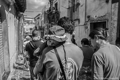 MariaAddolorata 7 (ianosudano85) Tags: mono bn bnw folklore sicilia persone people portait reportage street ritratto