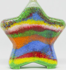 Colorful as the Stars (BenBr@ndt) Tags: macro manodays macromondays multicolor star stars color
