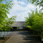 The facade of Nakagawa-machi Bato Hiroshige Museum of Art (那珂川町馬頭広重美術館)