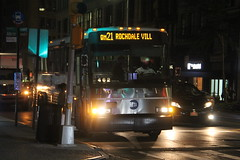 IMG_1121 (GojiMet86) Tags: mta nyc new york city bus buses 2005 d4500cl 3119 qm21 23rd street madison avenue