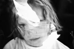 Antelope Canyon, AZ (cestlameremichel) Tags: canon ae1 washis washi s film bnw black white monochrome monochromatic landscape usa roadtrip 35mm america analog analogue analogica noir et blanc antelope canyon arizona