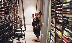 Just a Bookstore (nima.mojiz) Tags: film nikonf100 nikon filmphotography agfa400 agfavista400 agfavista tehran iran