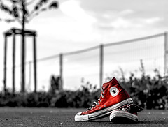AllStar (st.weber71) Tags: chucks converse shoes schuhe sneaker chucktaylor used laufen nikon mode dirty allstar