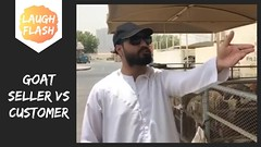 Goat Seller vs Customer 😂 Bakra Eid Funny Status l Mubarak Video (laughflash) Tags: ifttt youtube laugh flash