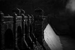 Dam (Images from the Dark Side) Tags: vyrnwy