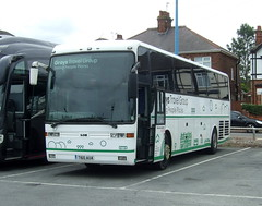 Grays Travel Group (Hesterjenna Photography) Tags: t160aua coach psv bus eos excursion expresscoach holiday transport travel grays barnsley southyorkshire yorkshire cleethorpes