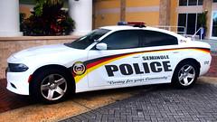 Seminole Police Department (S. Feldman) Tags: seminoletribe charger dodge spd seminolepolicedepartment seminoleindians policecar peaf orlando