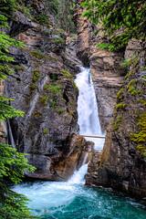 ROSH5912-Edit.jpg (Roshine Photography) Tags: alberta waterfall lowerfalls johnstoncanyon banffnationalpark geographic improvementdistrictno9 canada ca