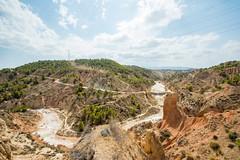 Barrancos de Gebas. (Azariel01) Tags: drought sécheresse