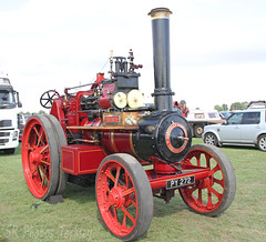 Marshall Traction Engine Wayfarer PY 272 (SR Photos Torksey) Tags: steam transport traction engine road rally vehicle vintage lincolnshire 2018 marshall wayfarer