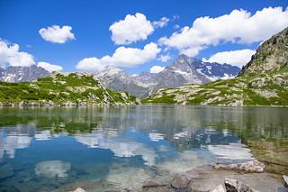 Lac de Pétarel - alt 2090m