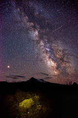 3 Sisters Milkyway (Andre Schwabe) Tags: milkyway milchstrasse nightshoting deewrightobservatory astrophotography mars
