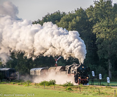 VSM 52-8139, Loenen (cellique) Tags: vsm 528139 goederentrein loenen stoomtrein spoorwegen eisenbahn zuge railway treinen train