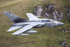 ZA614 // Tornado GR4 // Royal Air Force // Mach Loop (SimonNicholls27) Tags: za614 tornado gr4 royal air mach loop low level flying fighter jet