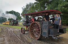 Mud (jterry618) Tags: rockriverthresheree rockrivercannonball steamlocomotive henchel 040 steamtrain steamengine edgerton wisconsin steamshow threshingshow