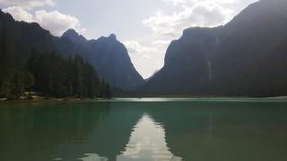 Toblacher See/Lago di Dobbiaco