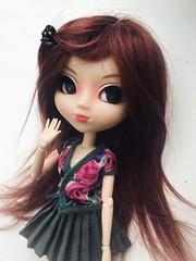 rae - pullip alte (angelwxngs) Tags: junplanning planning jun jp me mini minime rae obitsu doll alte pullip