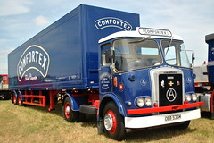 OEB536M (stamper104) Tags: truck transport transportintheframe transportoftheworld alltypesoftransport anykindofvehicles classic atkinson lorry oldtruck planetearthtransportation vintage worldtrucks 2018 gloucestershirevintagecountryextravaganza