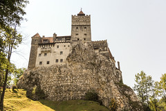 Bran Castle (Marwanhaddad) Tags: travel romania landscape castle