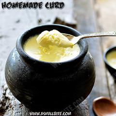 How to make Yogurt at home (ASmallBite) Tags: yogurt dahi curd homemadecurd howto dahirecipe yogurtrecipe thayir seivathueppadi homemade asmallbite recipe recipes cooking kitchenbasics kitchenstories