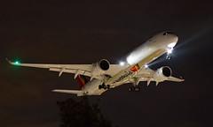 RP-C3503 - Airbus A350-941 - LHR (Seán Noel O'Connell) Tags: philippineairlines rpc3503 airbus a350941 a350 a359 heathrowairport heathrow lhr egll 27r mnl rpll pr720 pal720 aviation avgeek aviationphotography planespotting