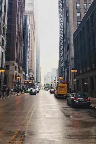Rain in Chicago