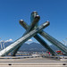 Olympische Flamme Vancouver