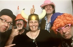 Govannen - photo booth (unclechristo) Tags: govannen chrisconway