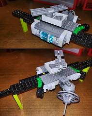 SHIP WIP#2 (cozmic67) Tags: lego ship shiptember