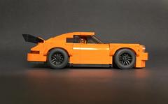 Porsche 911 3.0 Carrera RSR-1 (mcbrickster99) Tags: porsche 911 moc carrerarsr 30 lego car speedchampions