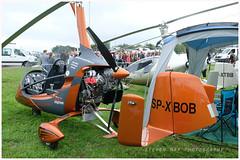 SP-XBOB Autogyro MTOsport 2017 (SPRedSteve) Tags: spxbob gyrocopter autogyro radom airshow mtosport new