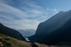 Plain of Six Glacier. (marcella.cavelli) Tags: canada britishcolumbia alberta squamish whistler banff jasper clearwater sky falls tree hike hiking trail trip snow lake wood ab bc