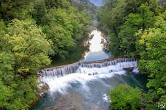 Cascade sur la Vis (Eric GILLARD   PiX) Tags: ericgillard pix gorniès occitanie france fr cascade gard vis rivière