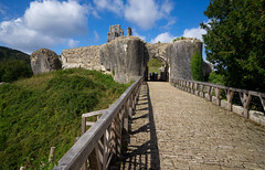 Corfe Castle (RobLesliePhotography) Tags: