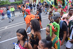 DSC_8314 (photographer695) Tags: notting hill caribbean carnival london exotic colourful costume girls dancing showgirl performers aug 27 2018 stunning ladies