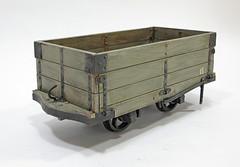 16mm scale Glyn Valley Tramway wagon (Phil_Parker) Tags: garden railway model binnie engineering plastic kit