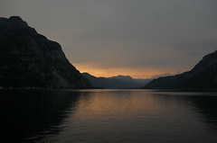 inguine leonardesco 250 - lago di Lecco (Alberto Cameroni) Tags: sera paesaggio lagodicomo inguineleonardesco francoarminio poesia leica leicaxtyp113